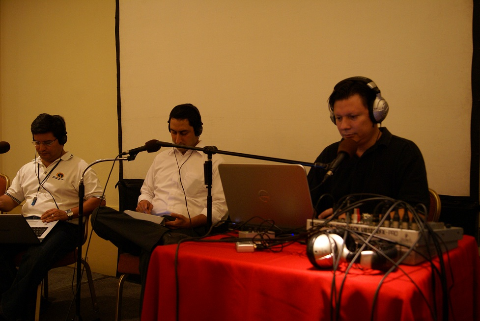Podcast Latin Tech Talk desde el LAN Party