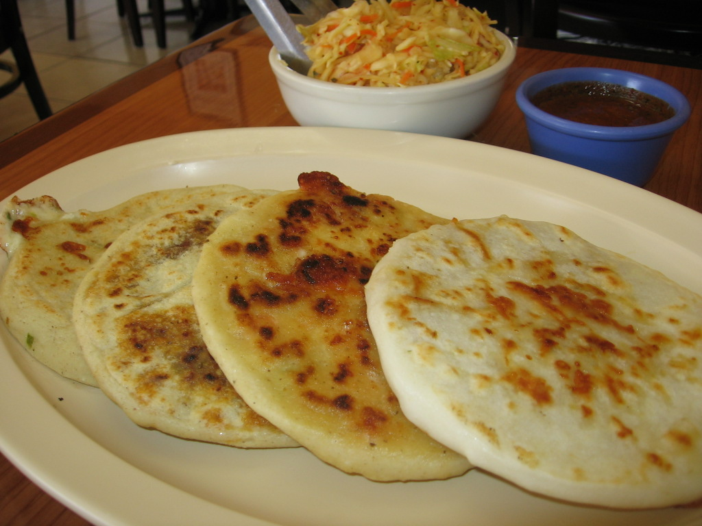 Pupusas Recipe — Dishmaps